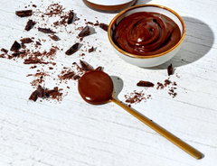 Dark Chocolate Hazelnut Spread (Dairy-free)