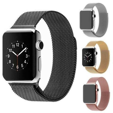 MILANESE MAGNETIC LOOP - FOR APPLE WATCH BAND