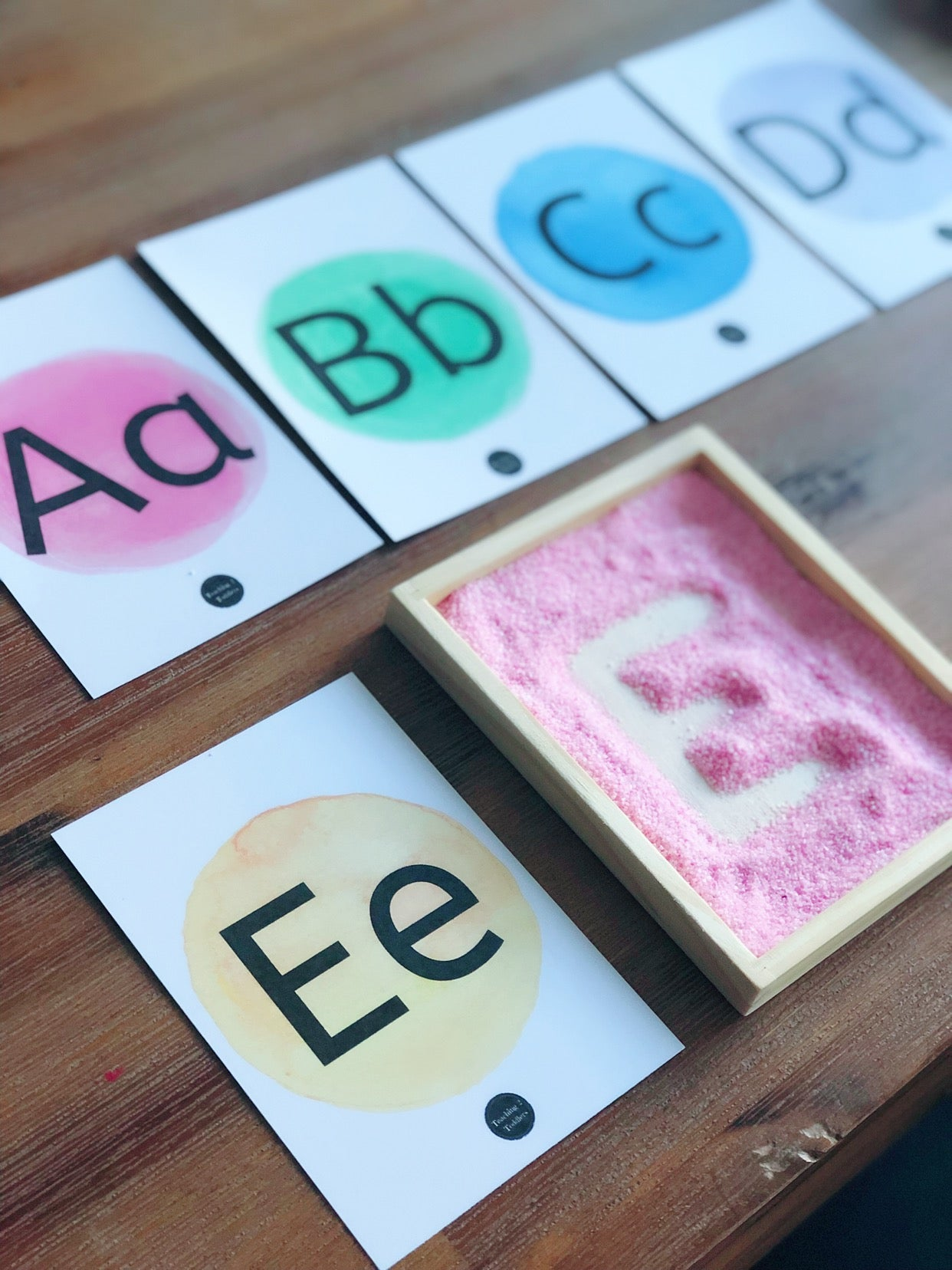5 Fun Ways to Use Alphabet Flash Cards