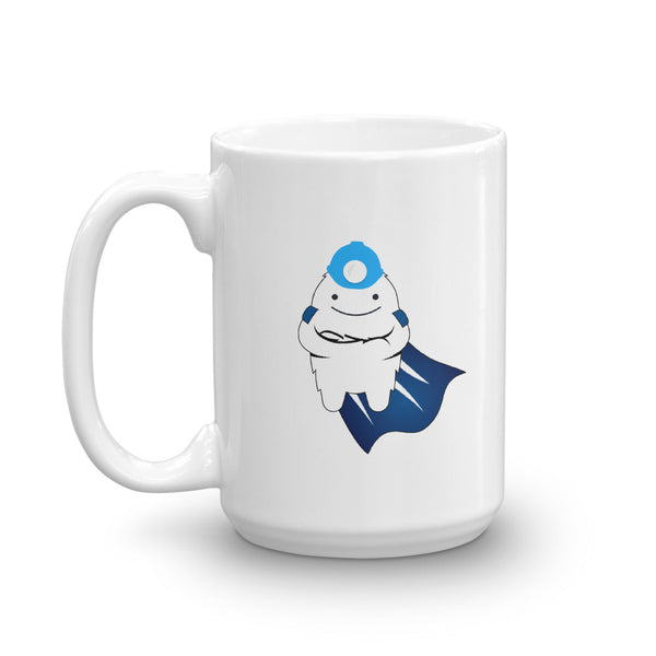 DevOps Superhero Mug