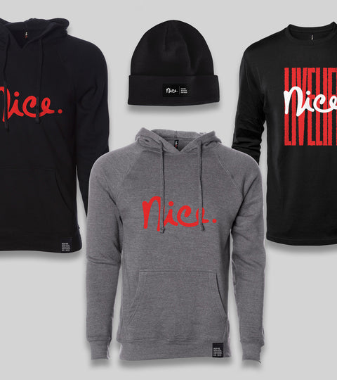 New Apparel Pop Up at KicksUSA! December 8th & 9th