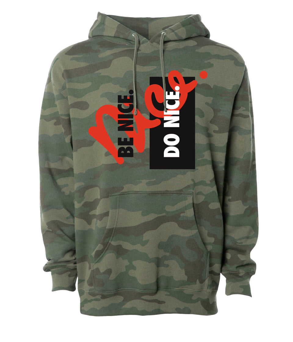 Summer Be-Do Nice Hoodie (Camo)