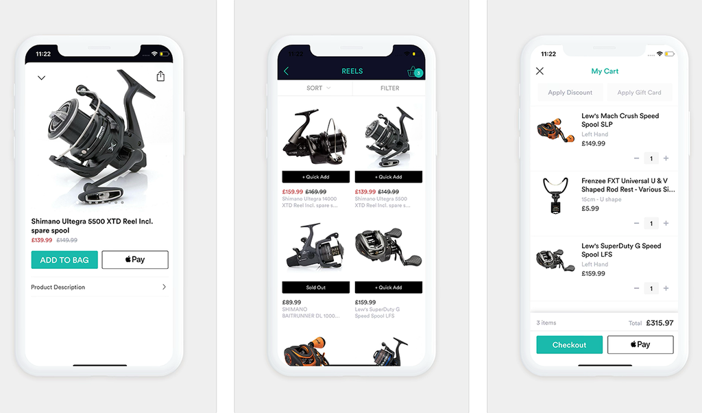 Rods and Lines App