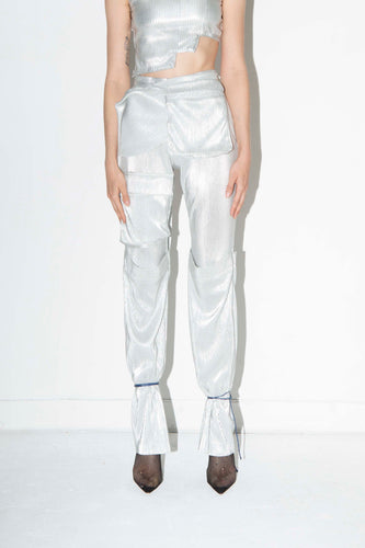 Prototype Pants (Silver)