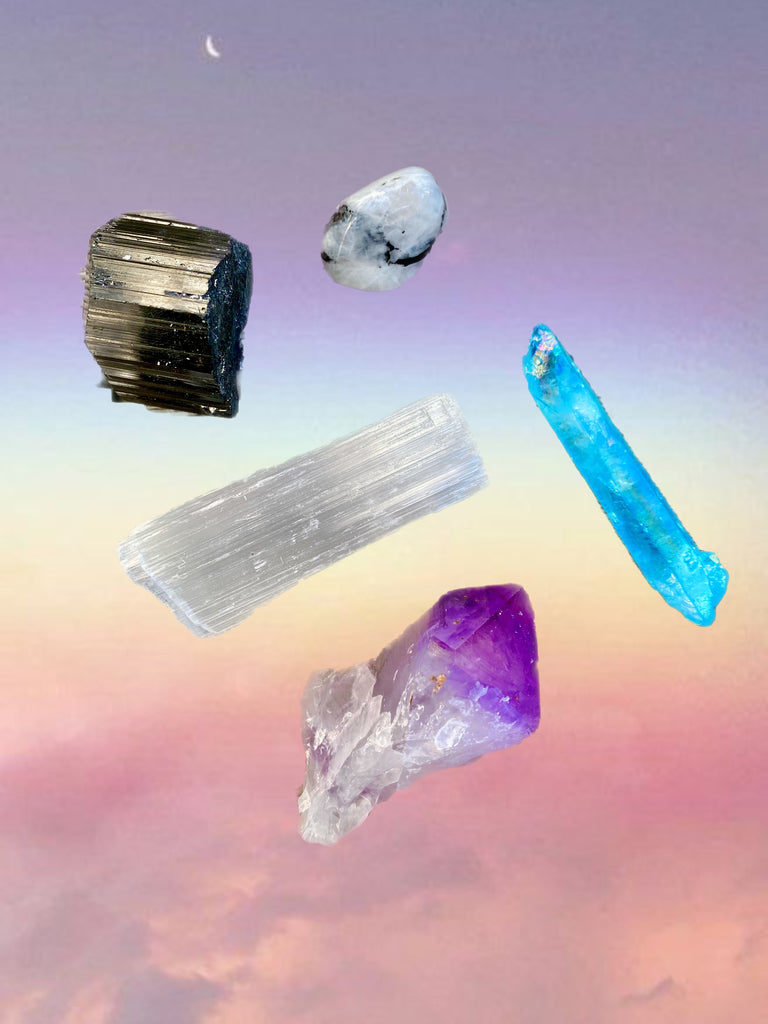 CALMING CRYSTAL COLLECTION
