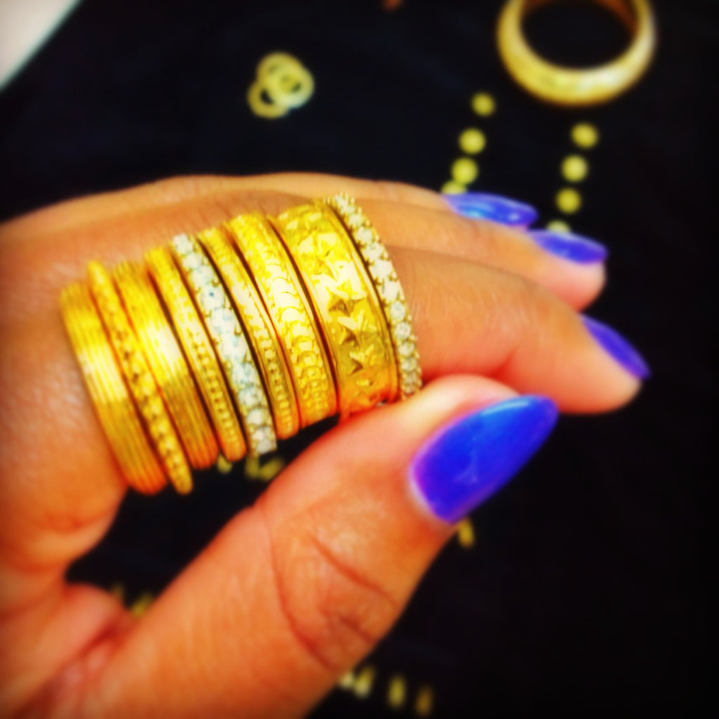 Kaddie Stackable Rings