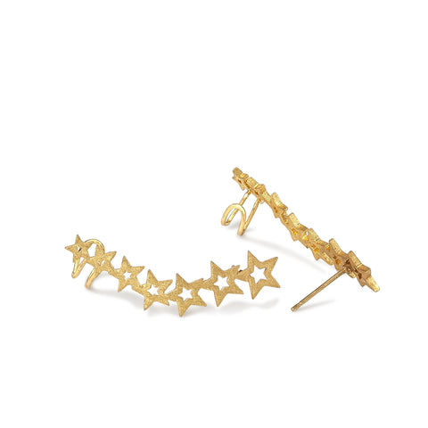 Celine Star Ear Cuff