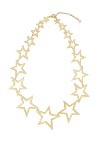 Vela Star Necklace