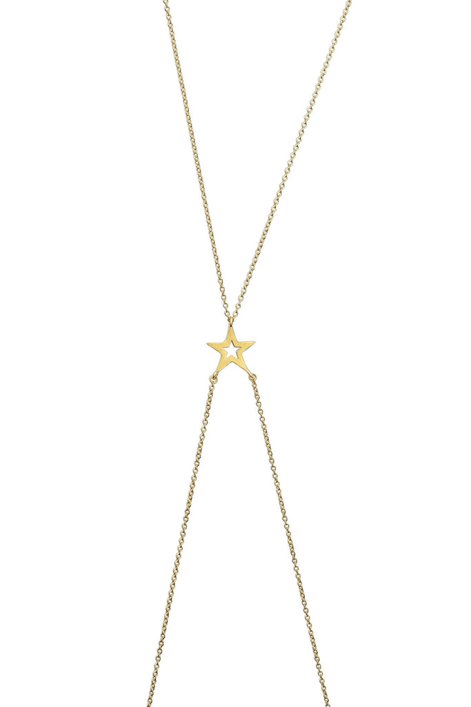Milky Way Star Body Chain