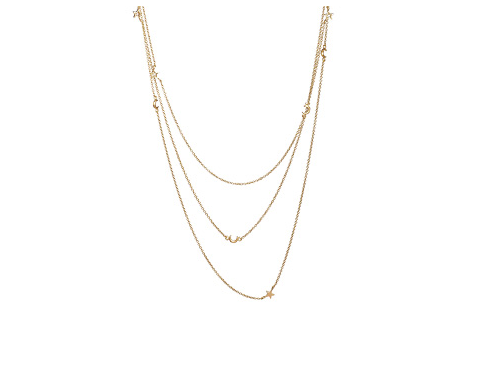 Maia Wrap Necklace