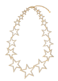Luminous Pave Star Necklace
