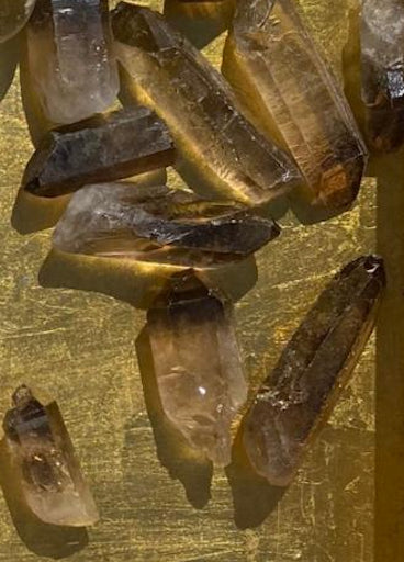 SMOKY QUARTZ HEALING CRYSTAL