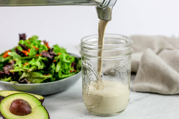 Creamy Ginger Dressing Whole30