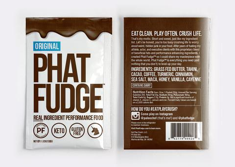 Phat Fudge packets