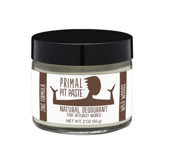 Wild Woods Deodorant by Primal Pit Paste