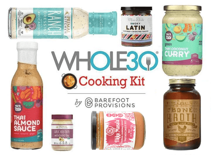 Whole30 Approved Cooking Kit