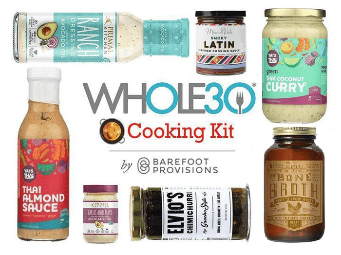 Whole30 Cooking Kit