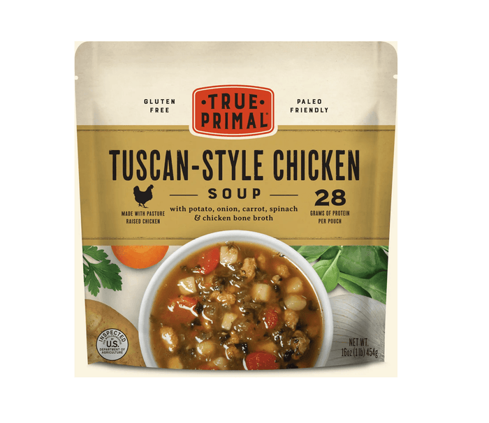 Tuscan-Style Chicken Soup by True Primal