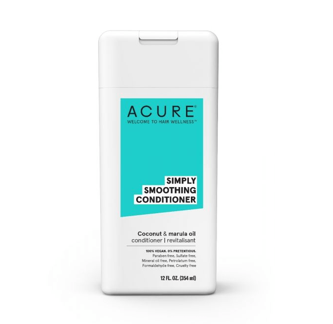 Simply Smoothing Coconut and Marula Oil Conditioner by ACURE