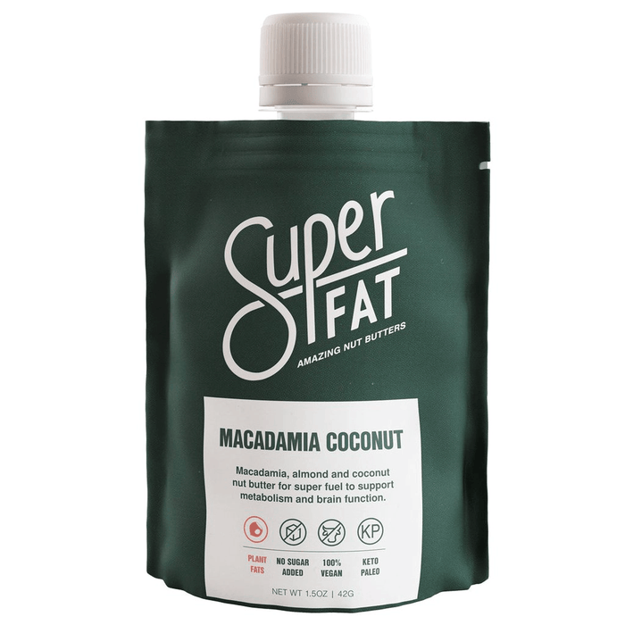 Nut Butter, Macadamia Coconut by SuperFat