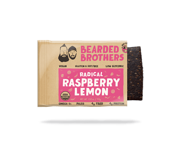 Mega Maca Chocolate Bar by Bearded Brothers