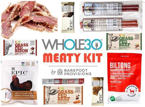 Whole30 Meaty Kit