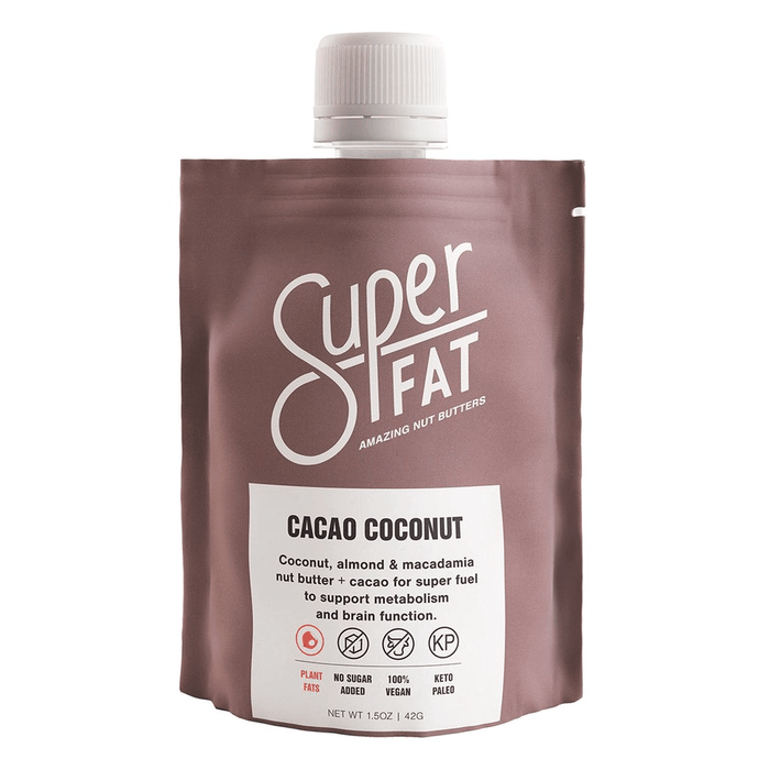 Nut Butter, Cacao Coconut by SuperFat