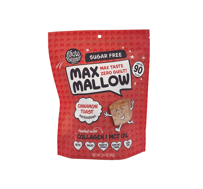 Cinnamon Toast Max Mallow 3.4 oz by Know Brainer