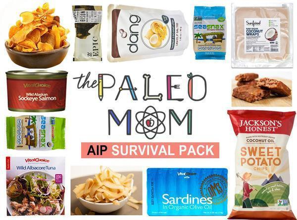 The Paleo Mom AIP Survival Pack