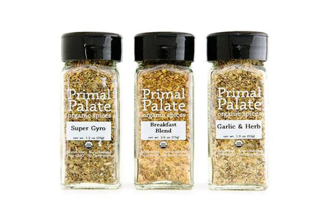 Everyday AIP Blends Spice Kit by Primal Palate