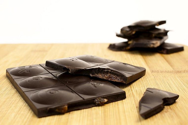 Xochipilli 100% Bar with Bits of Delicate Dates by Antidote Chocolate