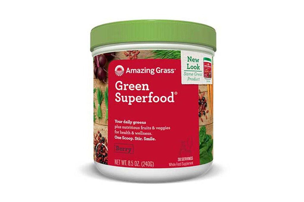 Organic Berry Green Superfood by Amazing Grass