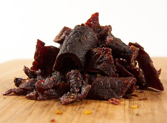 All Natural Peppered Beef Jerky by Sweetwood