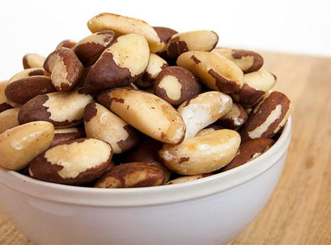 Raw Organic Brazil Nuts by Sunfood