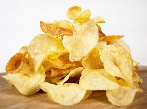 Sea Salt Potato Chips by Jackson's Honest Chips