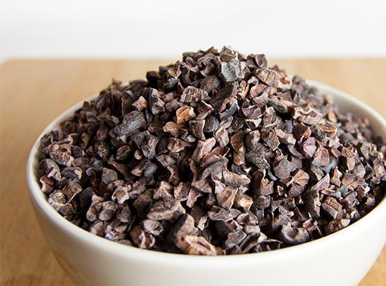 Raw Organic Cacao Nibs By Sunfood Barefoot Provisions