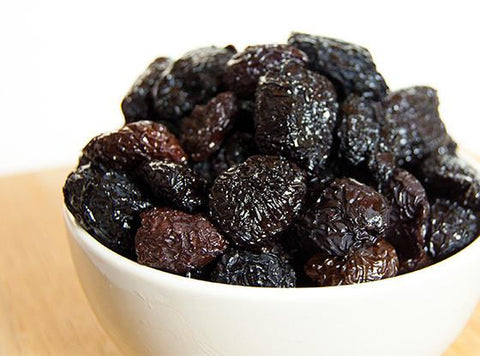 Raw Organic Botija Olives (Dried and Pitted) by Sunfood