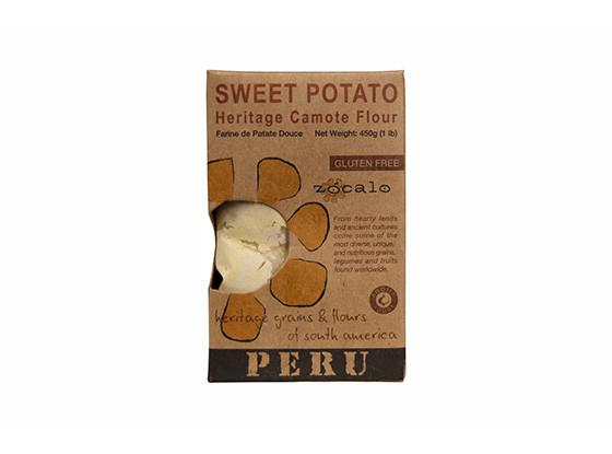 Heritage Sweet Potato Flour by Zocalo Gourmet