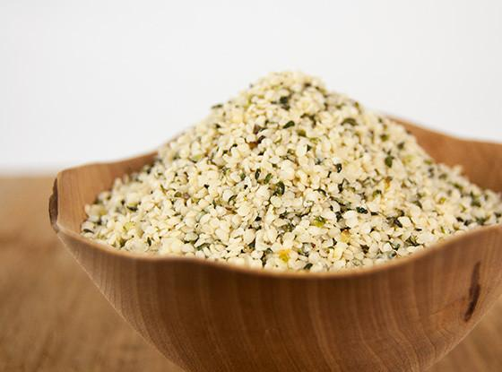 Organic Shelled Hemp Seed by Nutiva