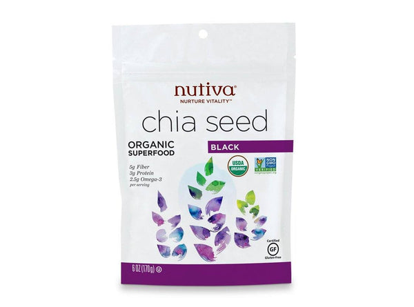 Organic Chia Seeds by Nutiva