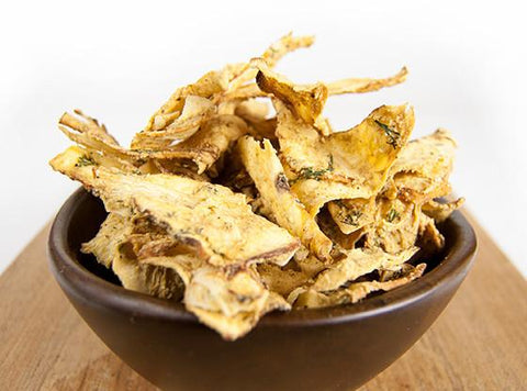 Organic Dill Pickle Snip Chips by Wonderfully Raw