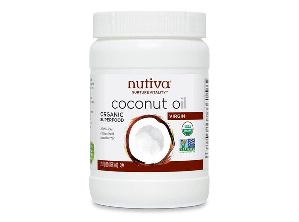 Organic Extra Virgin Coconut Oil, 29 oz by Nutiva