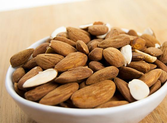 Raw Organic Heirloom Almonds by Sunfood