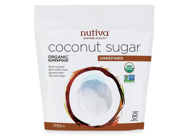 Organic Coconut Sugar by Nutiva