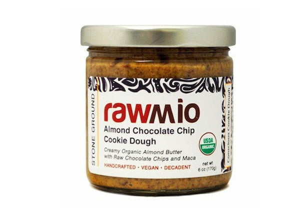 Chocolate Chip Cookie Dough Butter by Rawmio