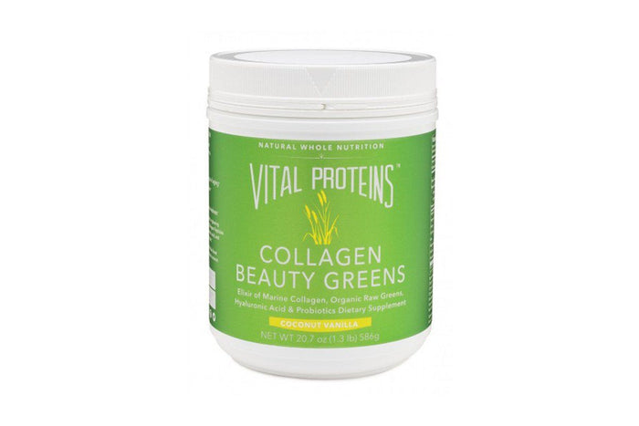 Collagen Beauty Greens Protein Powder by Vital Proteins