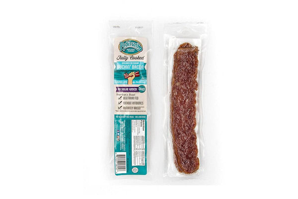 Buckin' Bacon Snack Pack, Fully Cooked, by Pederson's Natural Farms