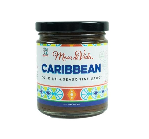 Caribbean Cooking & Seasoning Sauce by Mesa de Vida