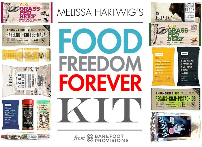 Melissa Hartwig's Food Freedom Forever Kit