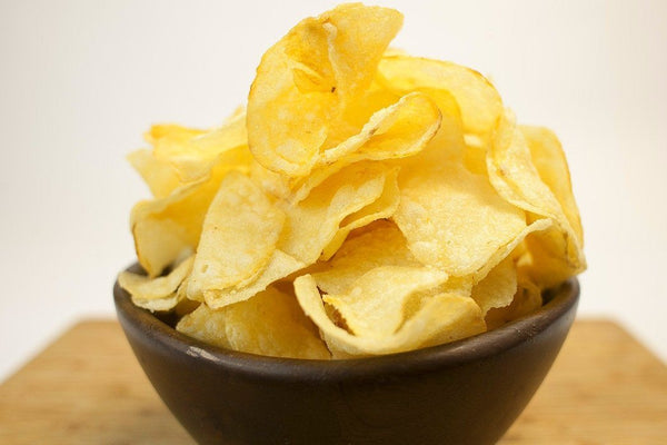 Sea Salt & Vinegar Potato Chips by Jackson's Honest Chips